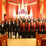 Concert Choir Tour 2015