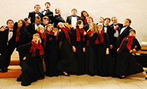 Concert Choir In Europe