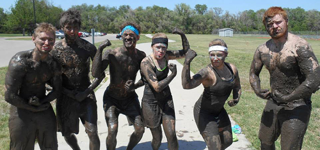 Mudslam, AKA The Dirtiest Volleyball You Have Ever Played