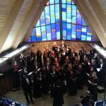 Choir tour2015.Edmond.KR