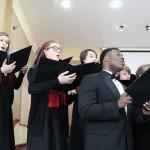 Choir tour2015.Luz